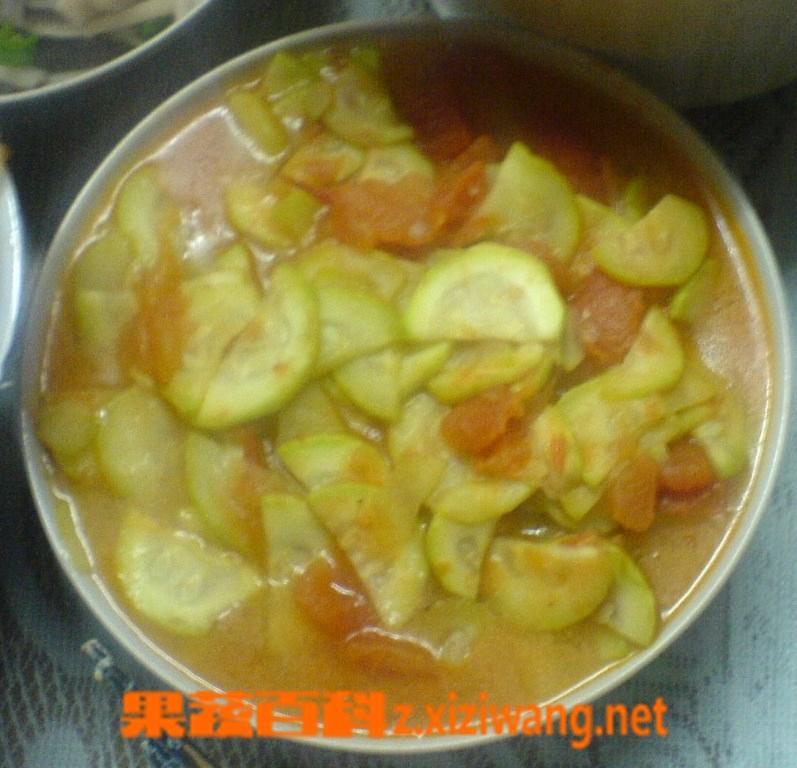 果蔬百科冬瓜鲜虾仁